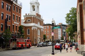 Hanover St.