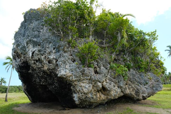 The tsunami rock