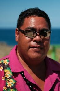 Tonga's husband